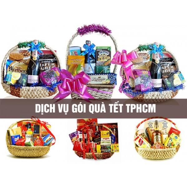 Dịch vụ tư vấn mua và gói quà tết uy tín nhất ở TPHCM