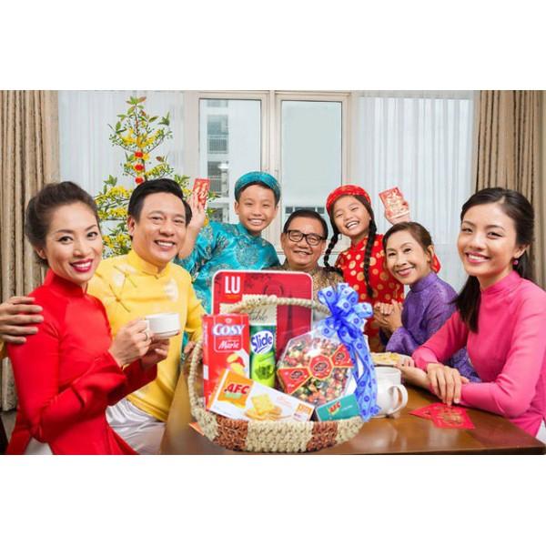 Cách chọn mua quà tết ý nghĩa và sang trọng cho gia đình